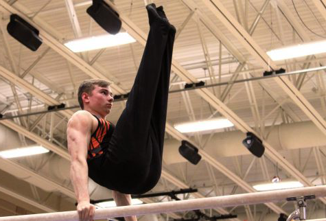 Stick It: The success of boys gymnastics