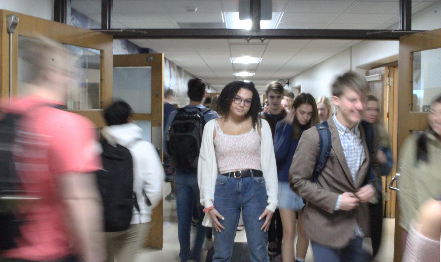 Off-White: What it's like being a mixed-race student at LHS